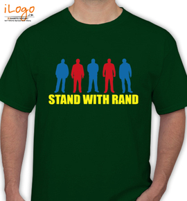 stand-with-rand - T-Shirt