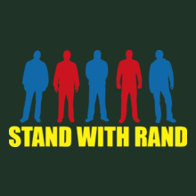 Ran D stand-with-rand T-Shirt