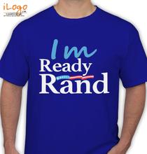 Ran D I-M-READY-RAND T-Shirt