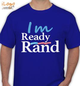 I-M-READY-RAND - T-Shirt