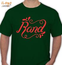 Ran D RAND-GREEN T-Shirt