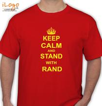 Ran D KEEP-CALM-RAND T-Shirt