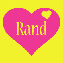 Ran D RAND-YELLOW T-Shirt