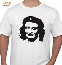 Ran D RAND-WHITE T-Shirt