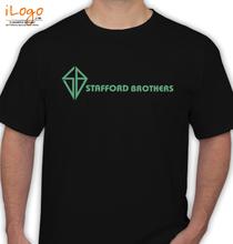 Stafford Brothers Stafford-Brothers-BLACK T-Shirt