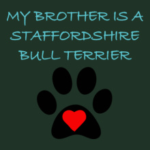 Stafford-Brothers-BULL-TERRIER T-Shirt