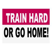hard-fi-train-hard T-Shirt