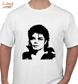 michael jackson photo - T-Shirt