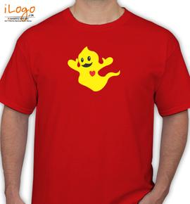 Cute Ghos - T-Shirt