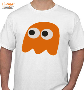Pac Man Ghost - T-Shirt