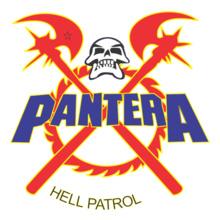 pantera-hell-patrol-front T-Shirt