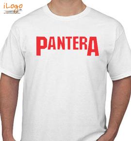 pantera babies baseballshi - T-Shirt