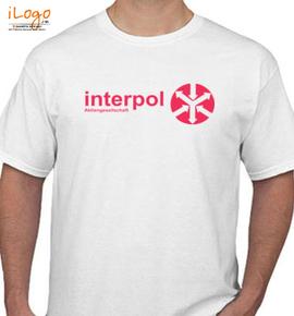 interpol l - T-Shirt