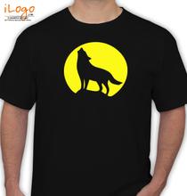 Howlin' Wolf Wolf T-Shirt