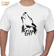 Howlin' Wolf wolf-signature T-Shirt