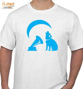 Wolf HMV - T-Shirt