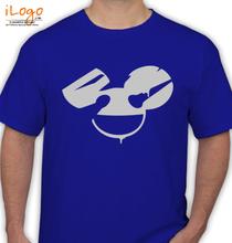 Deadmau5 deadmau- T-Shirt