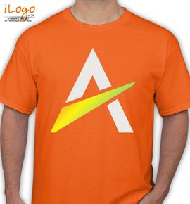ANDREW-RAYEL-LOGO - T-Shirt