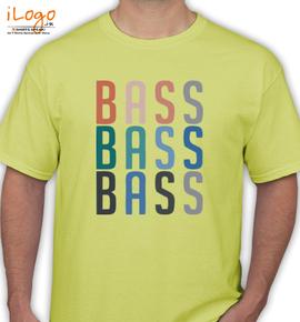 BASS... - T-Shirt
