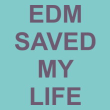 Andrew Rayel EDM-SAVE-MY-LIFE T-Shirt