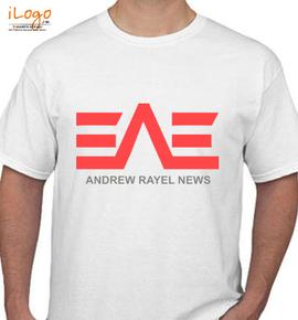 ANDREW-RAYEL-NEWS - T-Shirt