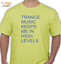 Andrew Rayel TRANSE-MUSIC-KEEPSS-ME-IN-HIGH-LEVELS T-Shirt