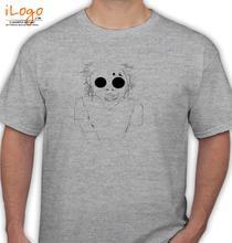 Gorillaz stickers T-Shirt