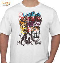 Queen Freeze-Ladies-Glee-Club-State T-Shirt