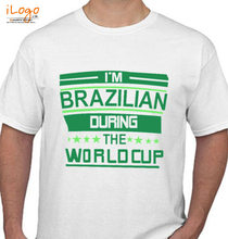 Brazil Soccer World Cup T-Shirts