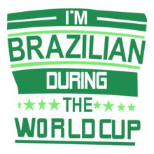 Brazil Soccer World Cup world-cup-brazil T-Shirt