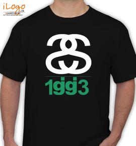 Glassjaw T STUSSY - T-Shirt