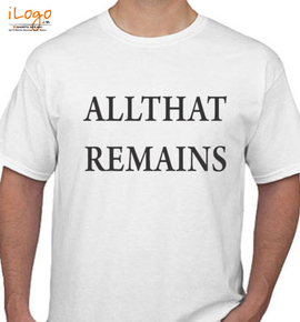 All That Remains - T-Shirt