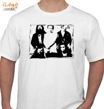 Faith No More FAITH-NO-MORE-BAND- T-Shirt