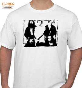 FAITH NO MORE BAND  - T-Shirt