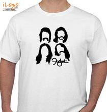 Foghat Mustache-Party T-Shirt