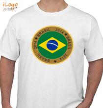 world-cup-brasil T-Shirt
