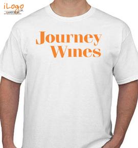 JourneyWines Logo - T-Shirt