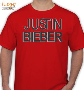 justin bieber eccfe - T-Shirt