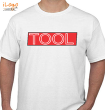 EDM t-shirt-tool-red-box T-Shirt