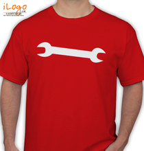 EDM wrench-tool-t- T-Shirt