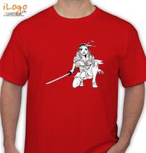 Action -Babydol T-Shirt