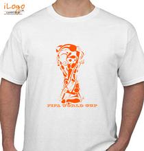 world-cup--FIFA T-Shirt