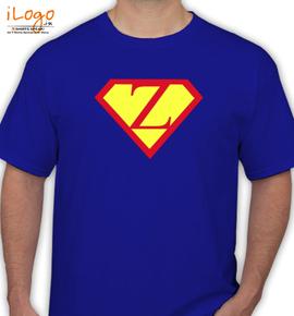 Superman Z - T-Shirt