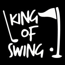 redlight-king-KING-of-SWIN T-Shirt