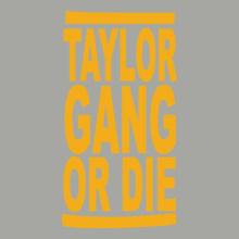 wiz-khalifa-Taylor-Gang-Or-Die. T-Shirt