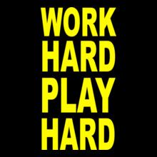 wiz-khalifa-Work-Hard-Play-Hard. T-Shirt