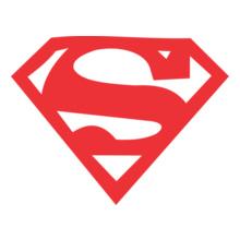 superman-logo-womens-t-shirt--middle T-Shirt