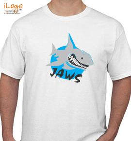 jaws logo - T-Shirt