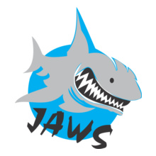 JAWS jaws-logo T-Shirt