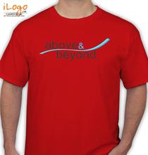 Above Above-Beyond T-Shirt